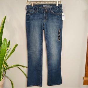 Gap Bootcut Distressed Wash New Jeans 2 Regular